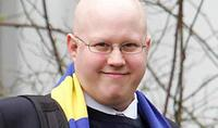 Matt Lucas, star of UK comedy hit 'Little Britain', is starring in the music video for 'Jesusland'.