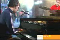 Ben Folds performing on Channel 7's Sunrise in Australia