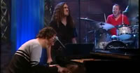 Ben Folds, Weird Al and Lindsay on The Tonight Show with Jay Leno