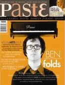 Ben Folds on Paste Magazine, being sent out as a free gift to fan club members