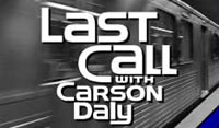 Ben Folds will be on Last Call with Carson Daly tonight!