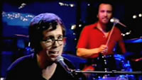Ben Folds performs Landed on the Late Late Show