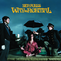 Ben Folds Way to Normal Album Cover Art